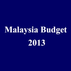 Malaysia Budget 2013 helps to grow online businesses