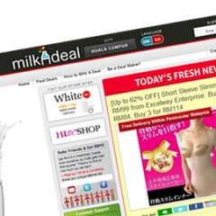 MilkADeal Co-Founder Shaun says advertisement is must, but not over spent