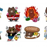 line-pop-free-sticker