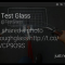 Share photos via Twitter on Google Glass