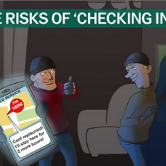 The Risks of 'Checking In'