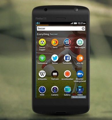 Mozilla introduces Firefox OS for mobile devices