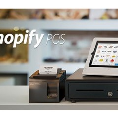 Shopify Unveils Its POS Solution for Online Retailers with Physical Shop