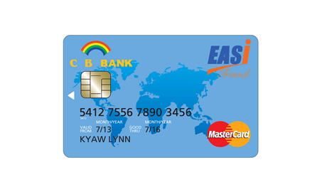 MasterCard and CB Bank Launch First Prepaid Travel Card in
