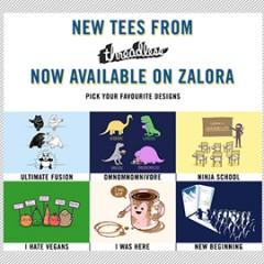 Threadless Enters Malaysia Through Partnership with ZALORA