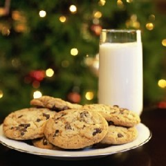 Buys Milk and Cookies Using Mobile Phone
