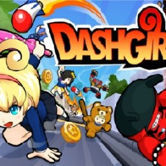 LINE Dash Girl, a New Sprint and Jump Game by LINE Game