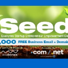 Exabytes Launches eSeed to Offer Free Business Email To Entrepreneurs and Business Start-Ups