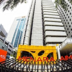 MENARA AIMS is the New Name for Aik Hua Building