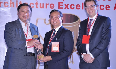 Allied Telesis Wins iCMG Architecture Award of Excellence 2014