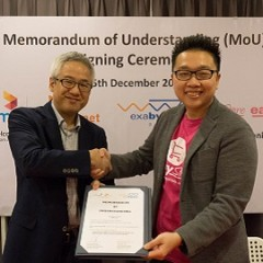 Exabytes Network, Celcom Planet Join Hands To Drive Local Merchants' E-commerce Presence