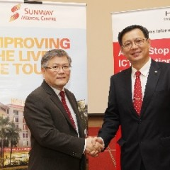 Sunway Medical Centre Invests RM12 million In New IT System