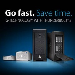 G-Technology Addresses Increasing Application Workflow Demands