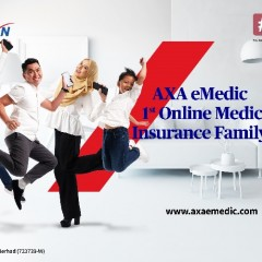 AXA Affin Launches Malaysia's First Online Medical Insurance Family Plan