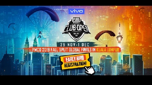 PUBG MOBILE Opens Early Bird Ticket Sales for PMCO 2019 Fall Split Global Finals in Kuala Lumpur