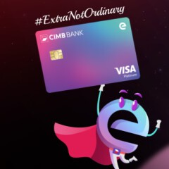 Cimb Introduces e Credit Card To Complement Customers' Digital-First Lifestyles Through Enhanced Transaction Value