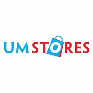 um stores logo
