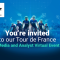 Ntt Ltd. To Power Virtual 'Global Stadium' Experience For Tour De France Fans