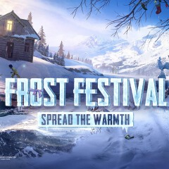 """Pubg Mobile """"Frost Festival"""" Spreads Holiday Warmth On Erangel"""