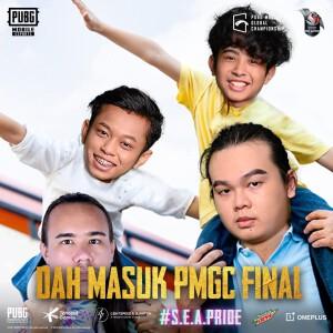 Team Secret Malaysia Toward PMGC Final