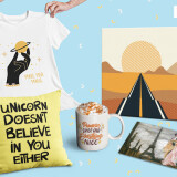 Printcious and Shutterstock Make More than 10,000 Designs Available for Personalized Gifts This Holiday Season