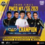 R2K Team Win The Top Spot in PUBG Mobile Club Open