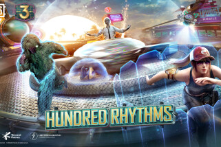 Hundred Rhythms Drop Into Version 1.3 Update For Pubg Mobile 3rd Anniversary Celebration