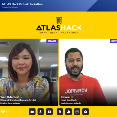 Atlas Vending Innovates Through Atlas Hack Virtual Hackathon