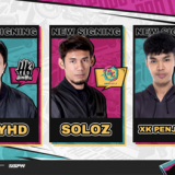 PUBG Mobile Pro League MY/SG Introduces New Players That Will Join The Top 3 Teams In Season 4
